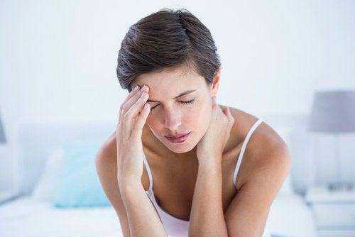 Имбирь и мигрень у женщин