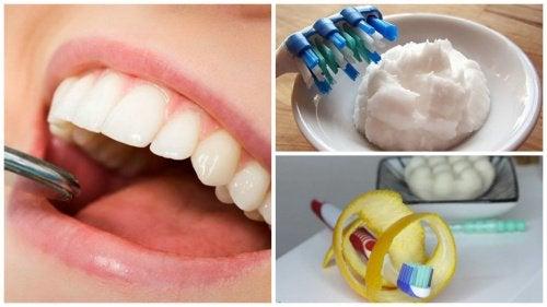 6 домашних средств для удаления зубного налета!