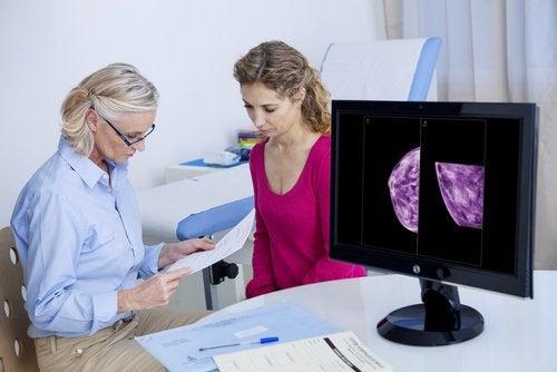 Маммография и ее расшифровка