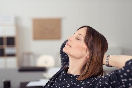 Отдых и контролировать эмоции