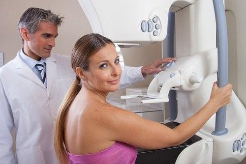 Маммография в менопаузе