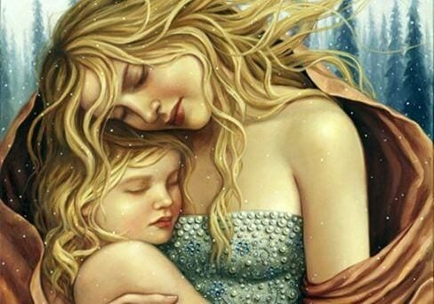Лучший помощник в воспитании - любовь, а не строгость и страх