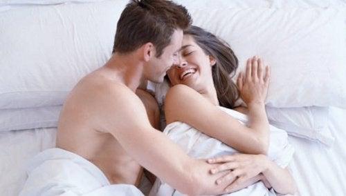 Вещи, которые иногда происходят после секса