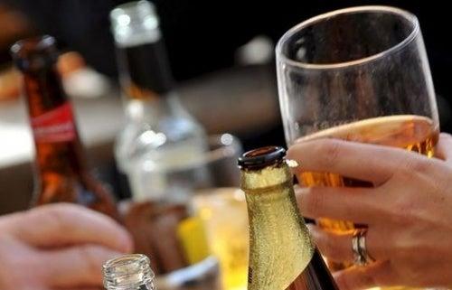 Воспалительный процесс и алкоголь