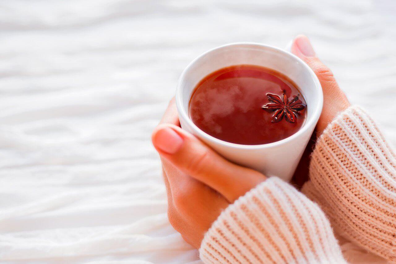 Анисовый чай и газы