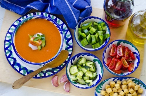 7-дневная диета против задержки жидкости