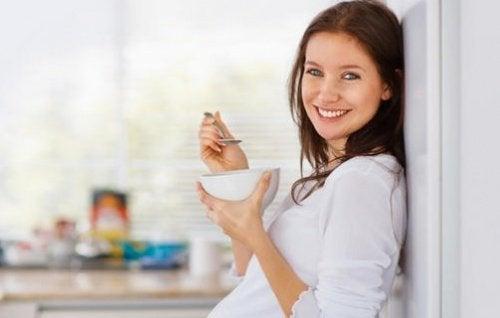 Женщина и питание