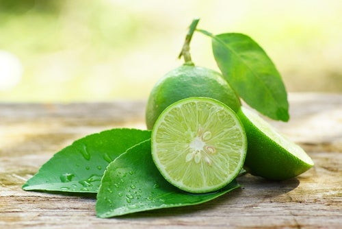 Лайм и лимонад
