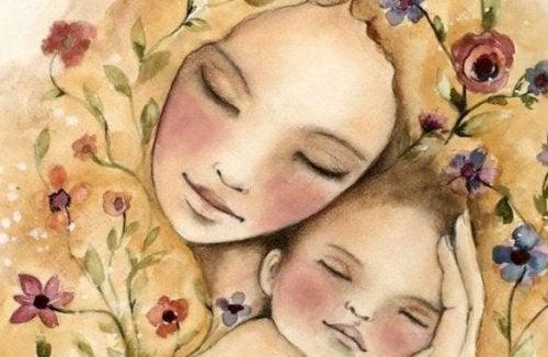 Учить детей с нежностью и любовью