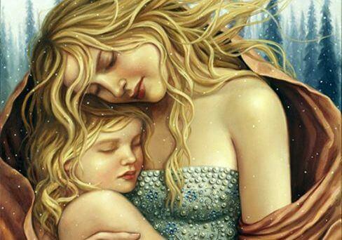 Детские объятия - лучший подарок для нашего сердца