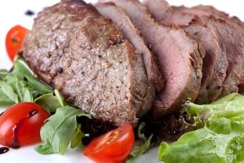 Усталость и мясо