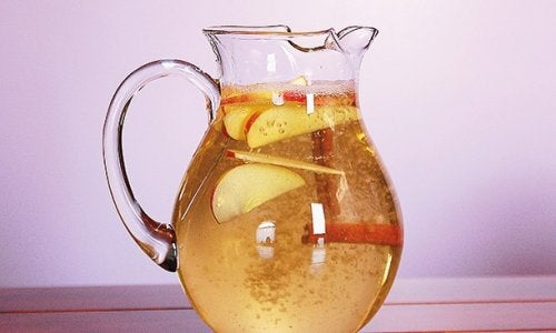Напиток для снижения веса