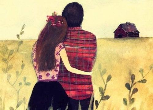 Настоящая любовь может основываться только на здоровых отношениях без взаимных манипуляций и обид