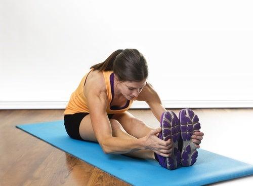 Мышечные спазмы в ногах и упражнения на растяжку