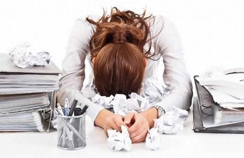 Воспалительный процесс часто вызван стрессом