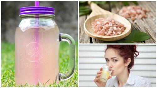 Щелочная вода поможет похудеть, снять усталость и предотвратить болезни