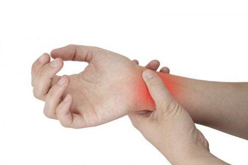 Воспаление и тендовагинит