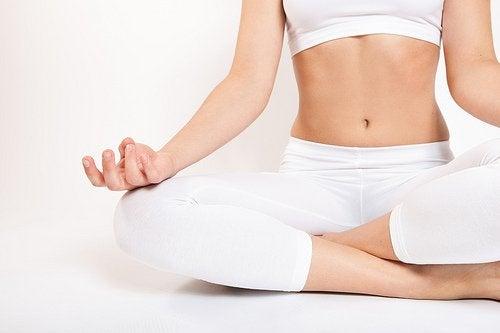 Йога поможет когда болит челюсть