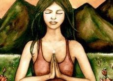 Голос совести и медитация