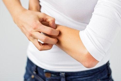 Зуд кожи и токсины