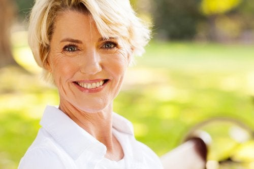 Будь позитивно настроена и менопауза станет легче