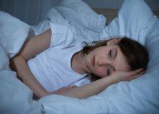 Детская бессонница и ночная потливость