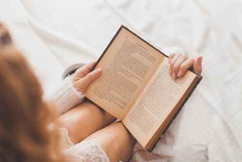 Чтение развивает мозг