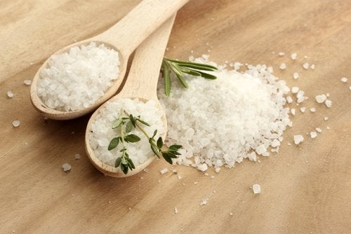 Целлюлит и соль