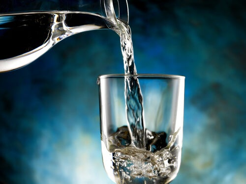 Вода и излишки жидкости