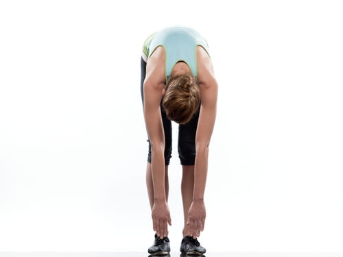 Растяжение спины и седалищный нерв