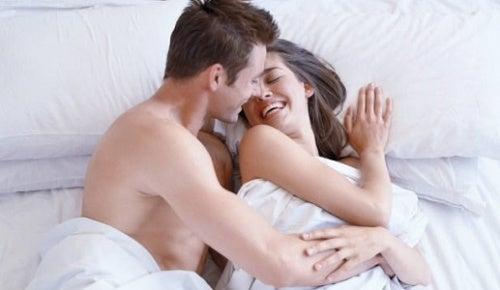 Сексуально удовлетворенные партнеры