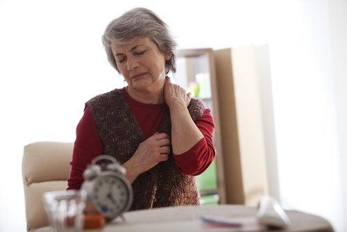 Стресс и боль в шее