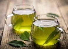 Зеленый чай поможет вывести излишки жидкости