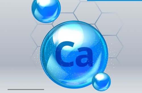 Кальций молекула
