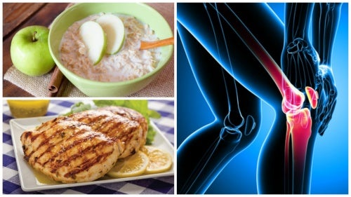 Диета и укрепление костей и суставов