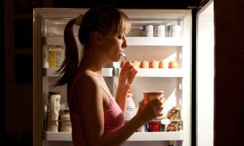 Голод и гормональный дисбаланс