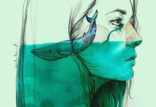Женщина и кит и почему мы постоянно обижены
