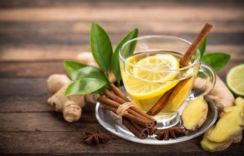 Чай из имбиря поможет очистить печень и укрепить иммунитет?