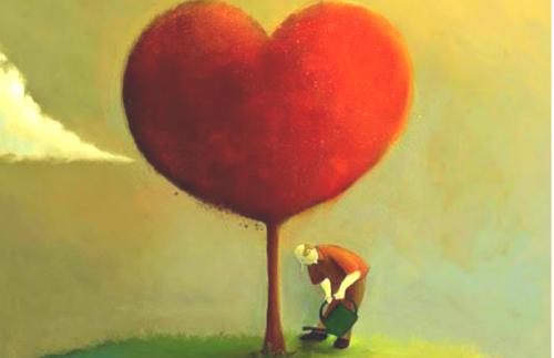 Любовь, которой дорожат, «подкармливают» каждый день!