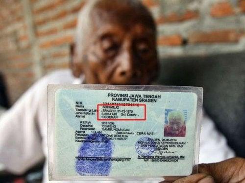 145 лет старейший житель нашей планеты