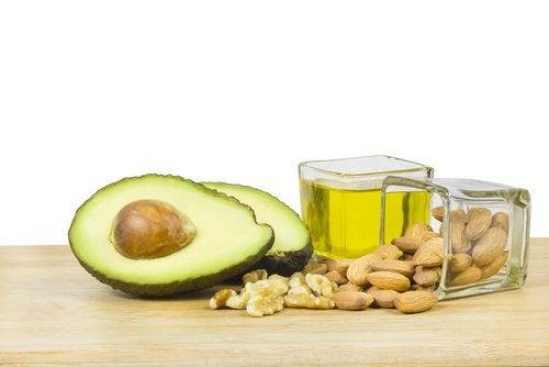 Абдоминальный жир и авокадо