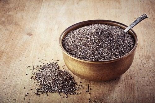 Семена чиа и их польза для здоровья