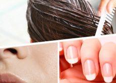 Защитить кожу и волосы