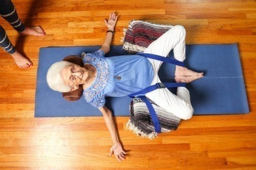 Йога и Анна Песке