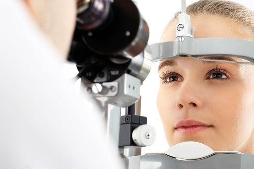 Зрение и диабет