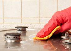 Уборка кухни 6 секретов