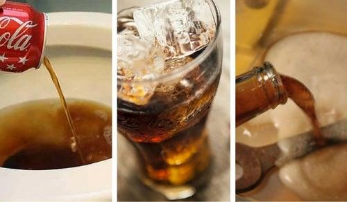 Как использовать Кока-Колу: 8 малоизвестных способов