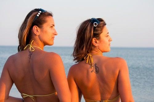 Длительное пребывание на солнце повышает риск иметь рак кожи