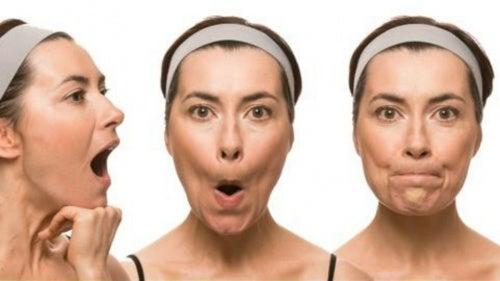 Как не допустить преждевременных морщин: 7 упражнений для лица