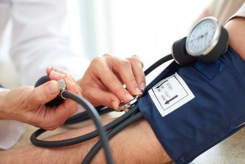 Редис регулирует артериальное давление